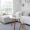 Jak zaaranżować małe mieszkanie, czyli skandynawskie inspiracje w bieli
