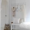 Białe mieszkanie w rustykalnym stylu – aranżacja wnętrz moich marzeń:)