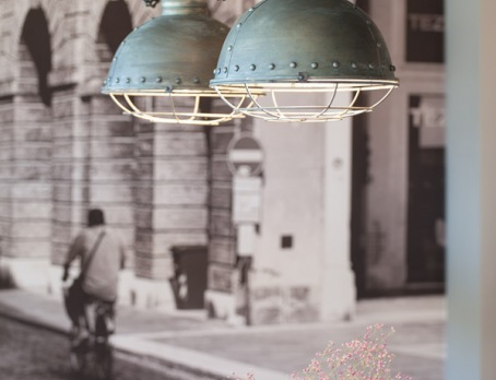 Lampa wisząca Mazine - Aluro