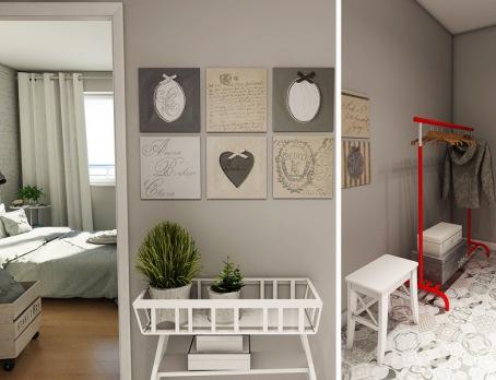 Aranżacja mieszkania 40 m2