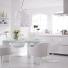 kuchnia w bieli i tylko w bieli