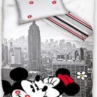 Pościel Minnie i Mickey retro